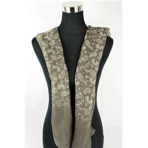 Polyester scarf 180cm-75cm New Summer Collection 77104