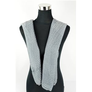 Polyester scarf 180cm-75cm New Summer Collection 77117