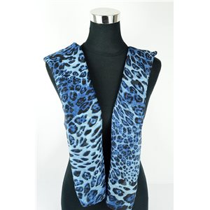 Polyester scarf 180cm-75cm New Summer Collection 77140