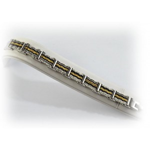 Stainless Steel Bracelet New Collection L21cm 66282