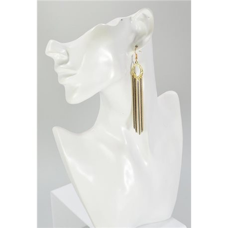 Ears pendant earrings 1p Fashion Chic Spring Collection 67453