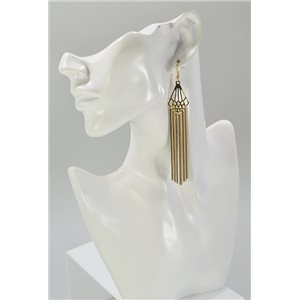 Ears pendant earrings 1p Fashion Chic Spring Collection 67457