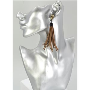 1p Boucles Oreilles Pendante Collection 68079