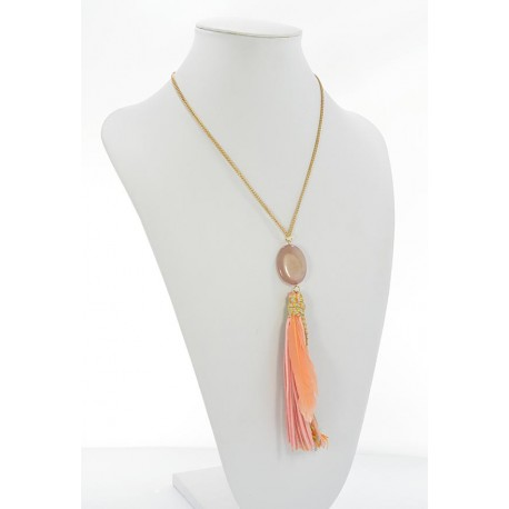 Long Necklace Summer Chains Jewelry on Pen and L70cm 65621