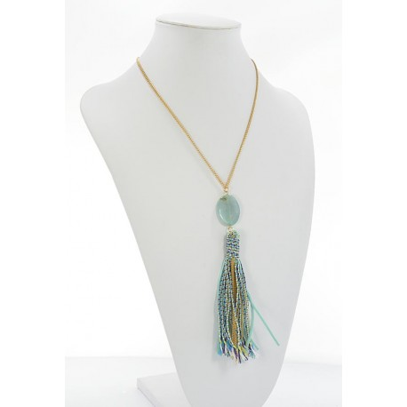 Long Necklace Summer Chains Jewelry on Pen and L70cm 65622