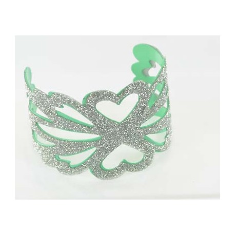 Bracelet Trend Color Glitter Junior 59786