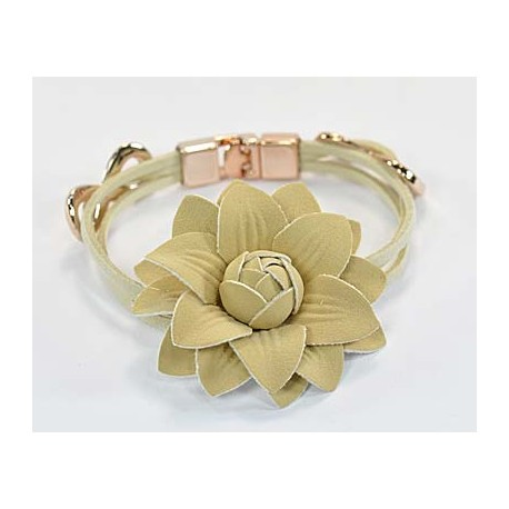 Bracelet Collection Petale de Rose L19cm 60075