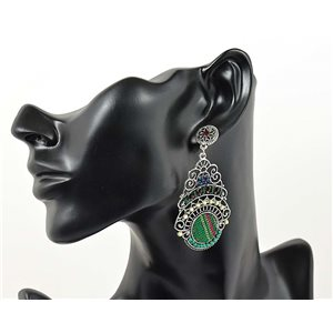 1p Earrings ATHENA TOP Ethnic Collection Summer 69424