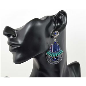 1p Earrings ATHENA TOP Ethnic Collection Summer 69431