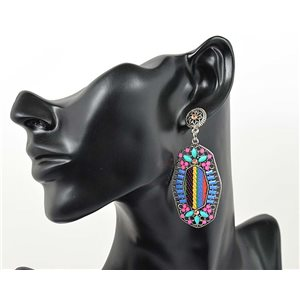 1p Earrings ATHENA TOP Ethnic Collection Summer 69446