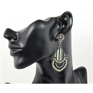 1p Earrings ATHENA TOP Ethnic Collection Summer 69453