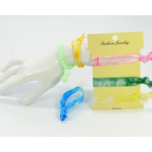 Blister de 6 Bracelets - Party Bands 63089