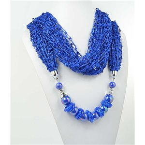 Collier Foulard Bijoux Polyester New Collection 70932