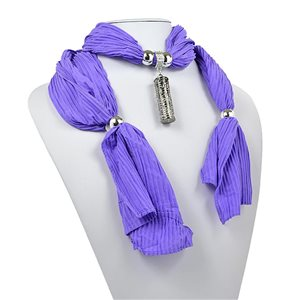 polyester scarf jewelry necklace new collection 2017 70946